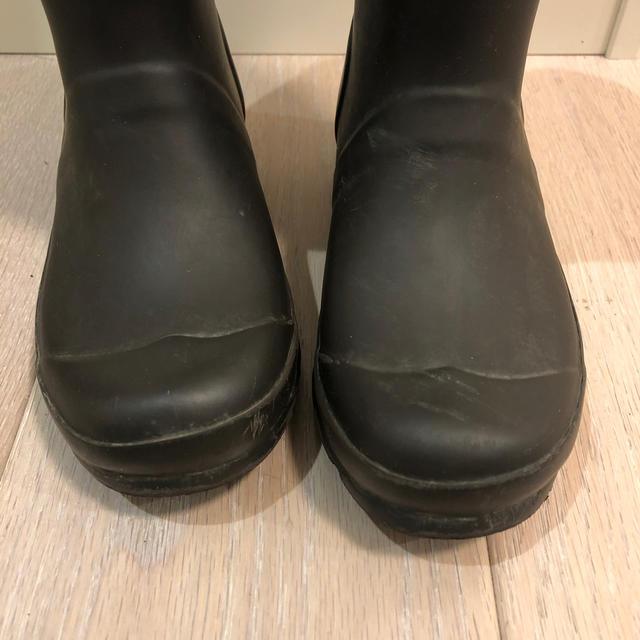 HUNTER(ハンター)のHunter★キッズレインブーツ(UK12)18cm キッズ/ベビー/マタニティのキッズ靴/シューズ(15cm~)(長靴/レインシューズ)の商品写真