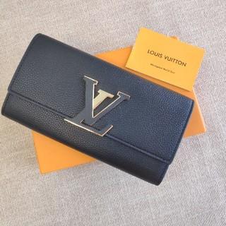 LOUIS VUITTON - 【送料0】早い者勝ち♪ルイヴィトン 長財布  小銭入れ