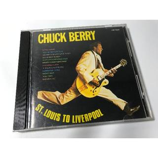 チャックベリー  CD 「ST.LOUIS TO LIVERPOOL」(ポップス/ロック(洋楽))