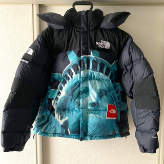 シュプリーム(Supreme)のSupreme TNF Statue of Liberty Baltoro(ダウンジャケット)