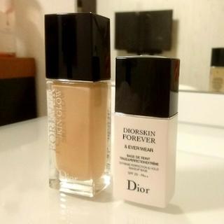 Dior - ディオール♡ファンデ//下地