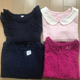 ベビーギャップ(babyGAP)のbaby gap ★ 長袖シャツ4点セット(Tシャツ/カットソー)