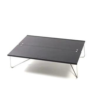 シンフジパートナー(新富士バーナー)のSOTO フィールドホッパー マットブラック 新品未使用(テーブル/チェア)
