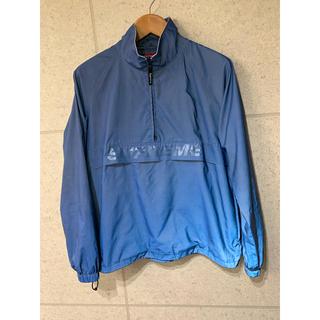 Supreme - supreme  シュプリーム  アノラックジャケットリフレクター 青 サイズs