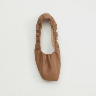 トゥデイフル(TODAYFUL)のTODAYFUL トゥデイフル Shirring Ballet Shoes(バレエシューズ)