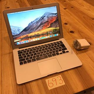 Mac (Apple) - i7 8G SSD512GB MacBook air 13インチ mid2012