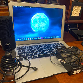 Mac (Apple) - MacBook Air 2018年末購入