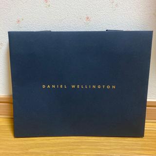 ダニエルウェリントン(Daniel Wellington)のdaniel wellington ショップ袋(ショップ袋)