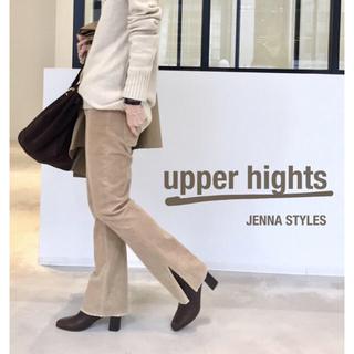 アパルトモンドゥーズィエムクラス(L'Appartement DEUXIEME CLASSE)の【UPPER HIGHTS】JENNA CORDUROY SLIT パンツ(その他)