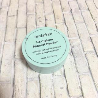 Innisfree - イニスフリー ノーセバムミネラルパウダー 新品