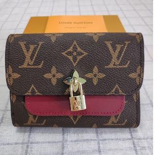LOUIS VUITTON - ♥国内即発♥ 限定 セール♬ルイヴィトン、折り財布☆小銭入れ 美品
