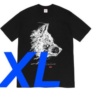 シュプリーム(Supreme)のSupreme Yohji Yamamoto XL Wolf Tee(Tシャツ/カットソー(半袖/袖なし))