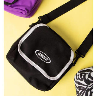 ウィゴー(WEGO)の新品 WEGO ミニショルダーバッグ 未使用 タグ付き(ショルダーバッグ)