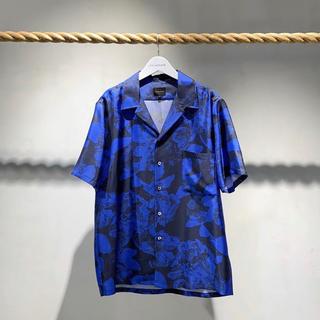サカイ(sacai)のbanana timeシルクシャツ(シャツ)