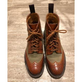 トリッカーズ(Trickers)のTricker's × Unionworks 革靴 トリッカーズ(ドレス/ビジネス)