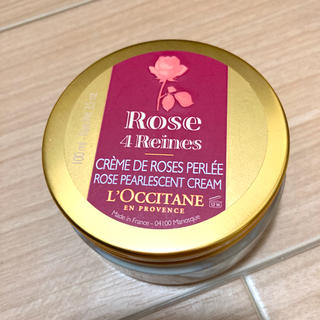 L'OCCITANE - 【未使用】ロクシタン ボディクリーム 100ml