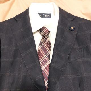 ビームス(BEAMS)のLARDINI グレンチェック スーツ セットアップ(セットアップ)
