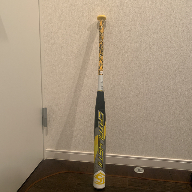 Louisville Slugger(ルイスビルスラッガー)のソフトボール3号バット ルイスビルスラッガーカタリスト2020 スポーツ/アウトドアの野球(バット)の商品写真