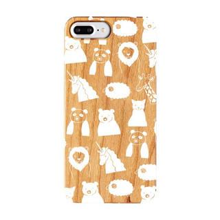 フラボア(FRAPBOIS)のFRAPBOIS iPhone6 7 8 plus ケース フラボア アニマル(iPhoneケース)