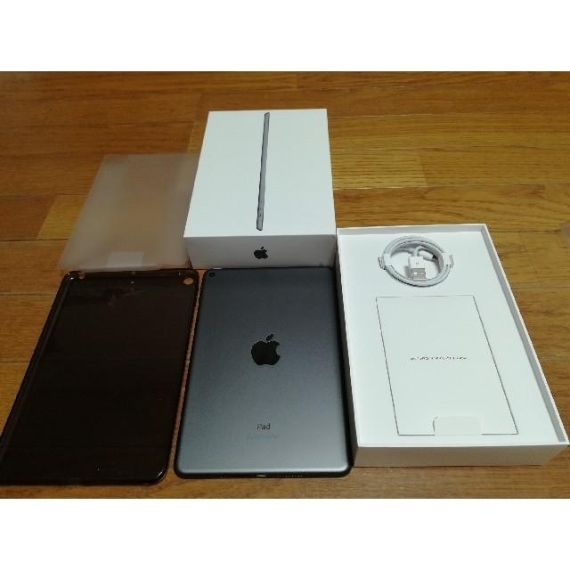 iPad(アイパッド)のiPad mini 5 第五世代 Wi-Fi 64GB スペースグレイ 美品 スマホ/家電/カメラのPC/タブレット(タブレット)の商品写真