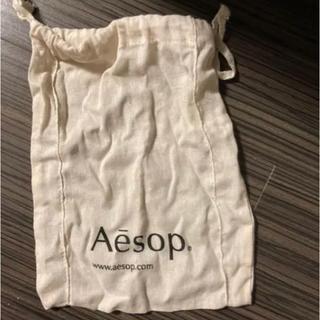 イソップ(Aesop)のイソップ 巾着(ショップ袋)