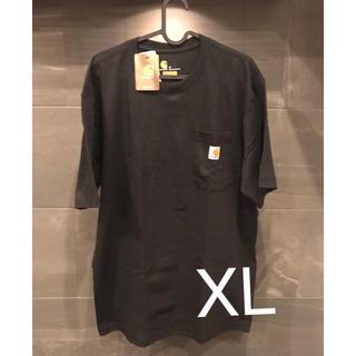 カーハート(carhartt)のCarhartt カーハート Tシャツ 新品 XLサイズ トップス 半袖(Tシャツ/カットソー(半袖/袖なし))