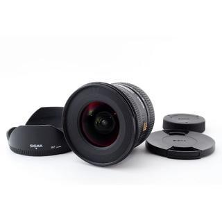 シグマ(SIGMA)の★超広角★SIGMA 10-20mm F4-5.6 EX DC HSM ニコン用(レンズ(ズーム))