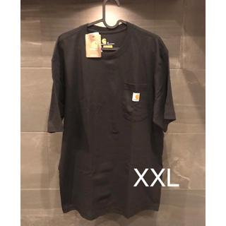 カーハート(carhartt)のCarhartt カーハート Tシャツ 新品 XXLサイズ トップス 半袖(Tシャツ/カットソー(半袖/袖なし))