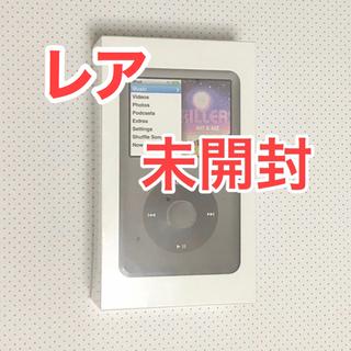 Apple - iPod classic 160GB  Black MC297J/A
