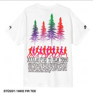 ステューシー(STUSSY)のSTUSSY / NIKE FIR TEE ステューシー ナイキ Tシャツ(Tシャツ/カットソー(半袖/袖なし))