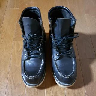レッドウィング(REDWING)のレッドウィング 8179 黒セッター 7インチ 25cm〜 ビンテージ ブーツ(ブーツ)