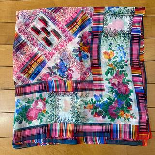 ケンゾー(KENZO)のKENZO スカーフ(バンダナ/スカーフ)