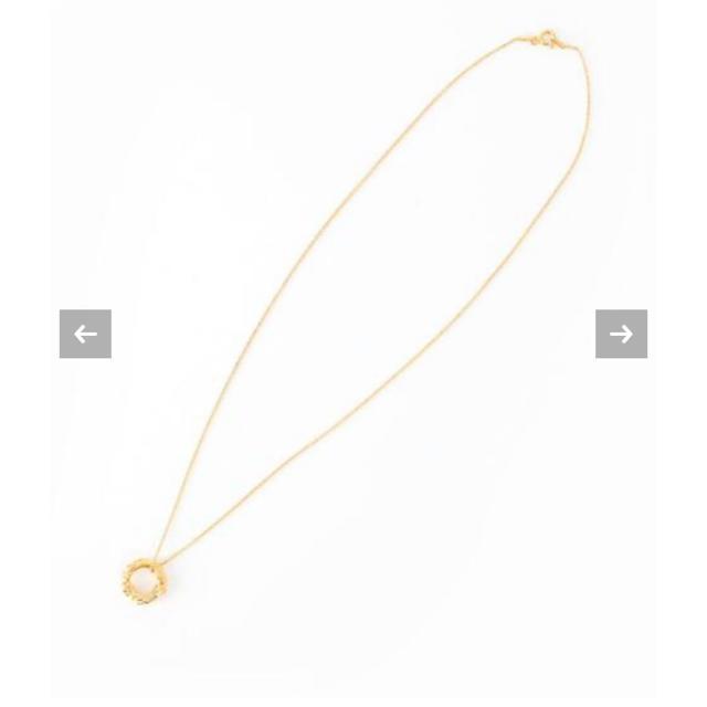 IENA(イエナ)の【DEBORAH BLYTH】MINI ARTEMIS ネックレス レディースのアクセサリー(ネックレス)の商品写真