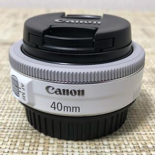 Canon - Canon キャノンEF 40mm F2.8 STM フルサイズ対応