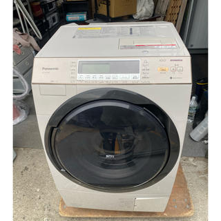 Panasonic - パナソニック ドラム式洗濯機  日本製NA-VX7500L  10kg/6kg