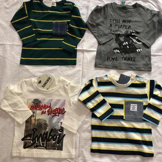 ブランシェス(Branshes)のまとめ売り 男の子 90(Tシャツ/カットソー)
