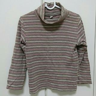 ムジルシリョウヒン(MUJI (無印良品))の無印 110 カットソー(Tシャツ/カットソー)