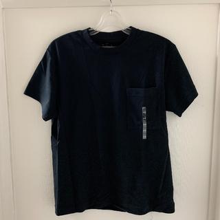 ムジルシリョウヒン(MUJI (無印良品))の無印良品 ビッグシルエットTシャツ S~Mサイズ(Tシャツ/カットソー(半袖/袖なし))