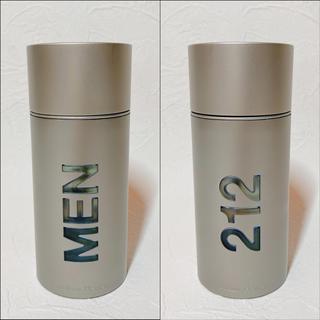 キャロライナヘレナ(CAROLINA HERRERA)の《年代物》Carolina Herrera 212・オードトワレ★メンズ・香水(ユニセックス)