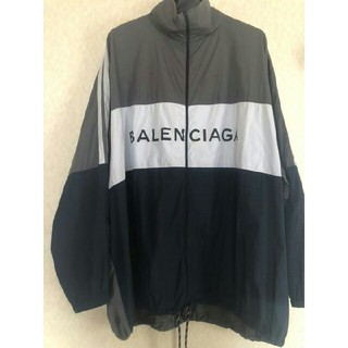 Balenciaga - BALENCIAGA バレンシアガ トラックジャケット ナイロンジャケット