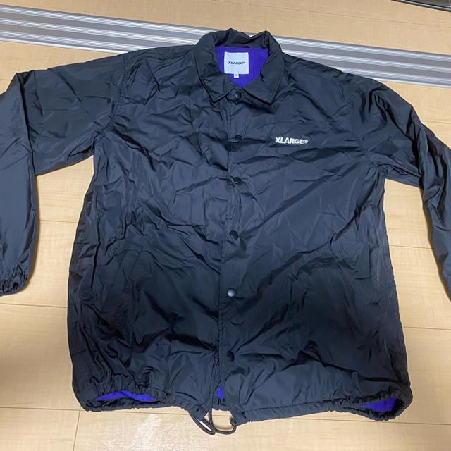 XLARGE(エクストララージ)のXLARGE コーチジャケット XL メンズのジャケット/アウター(ナイロンジャケット)の商品写真