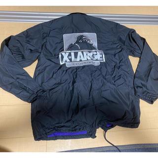 エクストララージ(XLARGE)のXLARGE コーチジャケット XL(ナイロンジャケット)