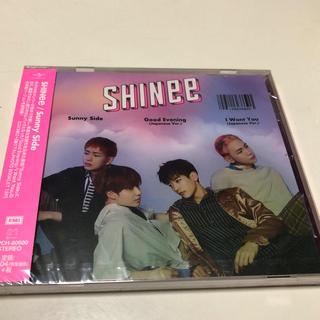 ユニバーサルエンターテインメント(UNIVERSAL ENTERTAINMENT)のSHINee Sunny Side〈通常盤/初回限定仕様〉新品未開封(K-POP/アジア)