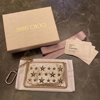 JIMMY CHOO - JIMMY CHOO キーケース コインケース