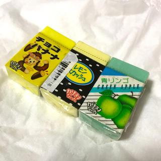 かおりちゃん消しゴムセット 消しゴム かおりちゃん(消しゴム/修正テープ)