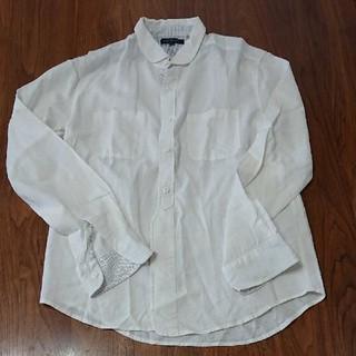 アーバンリサーチ(URBAN RESEARCH)のURBAN RESEARCH 白シャツ(Tシャツ/カットソー(七分/長袖))