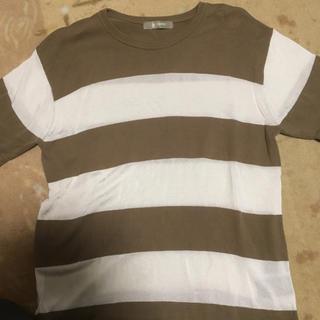 ナノユニバース(nano・universe)のナノユニバース  半袖カットソー 美品(Tシャツ/カットソー(半袖/袖なし))