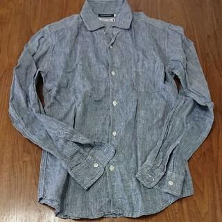 アーバンリサーチ(URBAN RESEARCH)のアーバンリサーチ 麻長袖シャツ(Tシャツ/カットソー(七分/長袖))