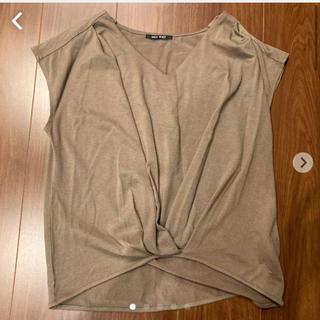 ワンウェイ(one*way)のトップス Tシャツ(Tシャツ(半袖/袖なし))