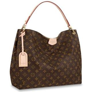 LOUIS VUITTON - ルイヴィトン 20SS!上品ハンドバッグ☆GRACEFUL MM